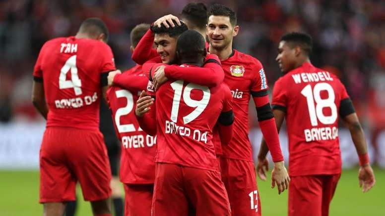 Leverkusen, Wolverhampton et la Roma qualifiés. Goal