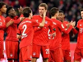 Matthaus croit en un triplé pour le Bayern. GOAL
