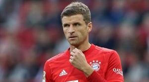 Mercato - Bayern : Salihamidzic dément un départ de Thomas Müller. AFP