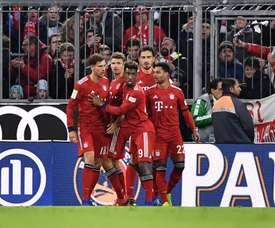 Le Bayern s'est éclaté à l'Allianz Arena. Goal