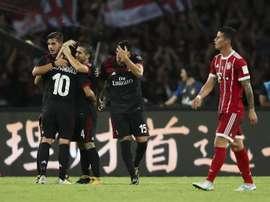 Les Milanais commencent leur campagne européenne par une victoire. Goal