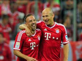 Ribéry e Robben deixam o Bayern como imortais. Goal