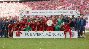 Bayern Munich start their title defence against Hertha Berlin. GOAL