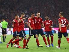 Le Bayern s'impose. Goal