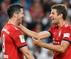 Victoire facile du Bayern à Stuttgart. Goal