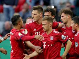 Bayern Munich are favourites for the DFB-Pokal crown. GOAL