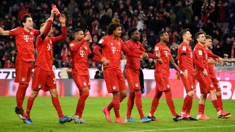 Neuer 'relieved' after Bayern win