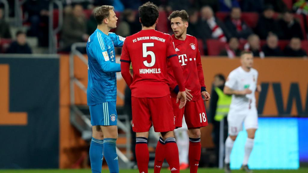 Bayern Liverpool Detail: This Can't Happen At Liverpool