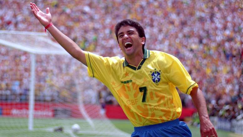 Bebeto quer levar o Brasil vencer a Copa do Mundo. Goal