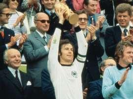 Neto de Beckenbauer começa longe dos holofotes. Goal