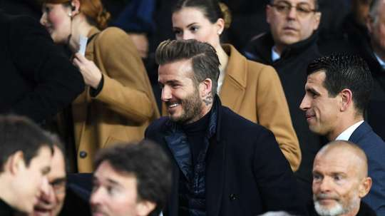Beckham told me to take Newcastle job, claims Bruce. Goal