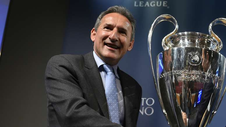 Begiristain suggested that the draw has been kind to Manchester City. Goal