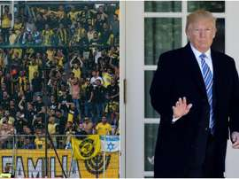 Beitar Jerusalem are renaming themselves in honour of President Trump. GOAL