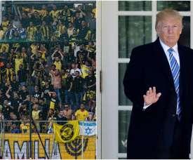 Beitar Jerusalem are renaming themselves in honour of President Trump. GOAL