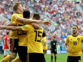 A melhor Bélgica da história!.Goal