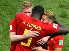 Martinez wants to help De Bruyne, Lukaku become next generation of Belgium coaches.