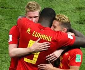 Martinez wants to help De Bruyne, Lukaku become next generation of Belgium coaches.