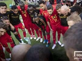 A Bélgica não terá tanta torcida em sua estreia. Goal