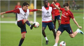 Bellerin, Tierney out for Arsenal. GOAL