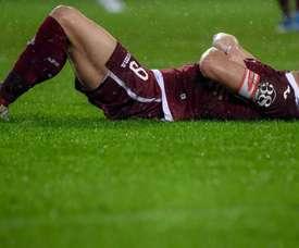 Torino, infortunio Belotti: è lesione muscolare, si allungano i tempi. Goal