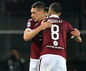 Torino-Milan 2-1: Belotti rimonta il Diavolo, buio rossonero