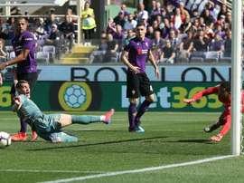 Baselli annulla Simeone. Goal