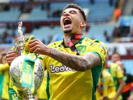 Defender Ben Godfrey has penned a new deal at Norwich. GOAL