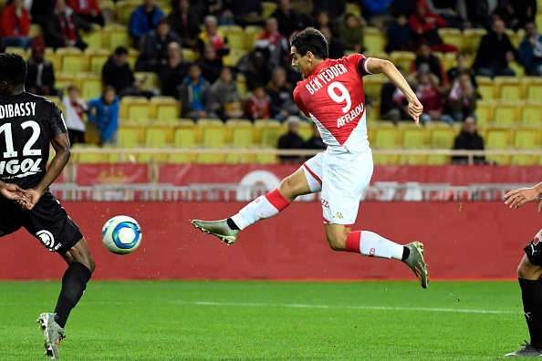 Ben Yedder marque encore avec Monaco. goal