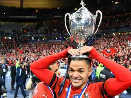 Never underestimate your opponent – Ben Arfa takes aim at PSG president.