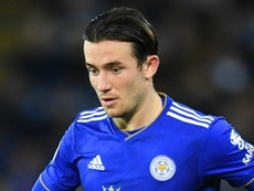 Ben Chilwell has big plans for his England career. GOAL