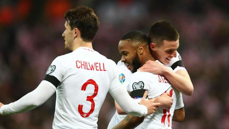 Chilwell has had his say. GOAL