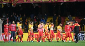 Benevento won't be playing in Serie A next season. GOAL