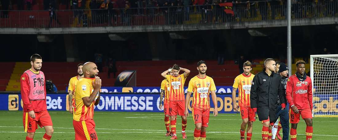 Benevento have lost their first 13 matches of the season. Goal