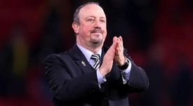 Benitez has been repeatedly denied transfer funds by Mike Ashley. GOAL