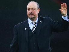 Alan Shearer has questioned Rafa Benitez's sacking. GOAL