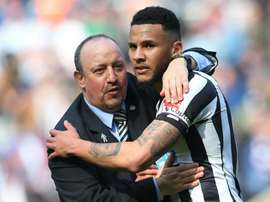 The Newcastle skipper wants his boss to stay. GOAL
