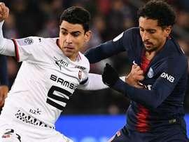 Le Stade Rennais affrontera le PSG samedi au Stade de France. Goal