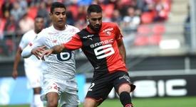 Rennes et Lille se quittent dos à dos. Goal