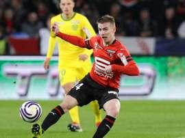 Le joueur de Rennes est en forme. Goal