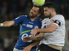 Amiens surprend Strasbourg à la Meinau. Goal
