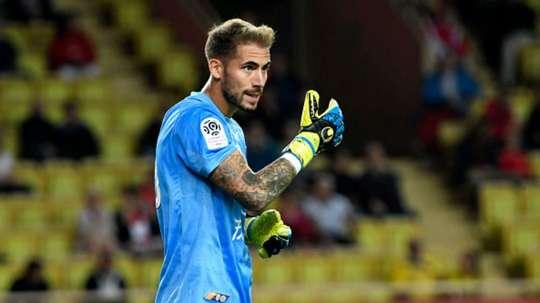 Benjamin Lecomte Montpellier Ligue 1. GOAL