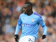 Mendy wants to block out criticism after Man City dropped points again. GOAL