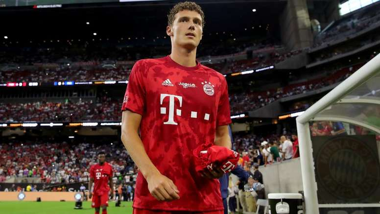 Bejamin pacard was one of Bayern's only signings ahead of next season. GOAL