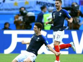 Benjamin Pavard et Lucas Hernandez Coupe du monde 2018. Goal