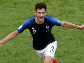 Tolisso does not know if he will be reunited with Pavard at Bayern. GOAL