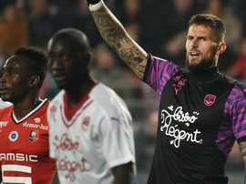 Sous les yeux de Franck Raviot. Goal