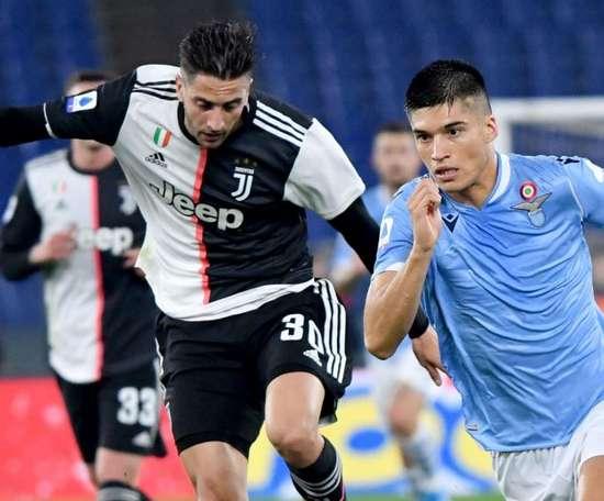 Sollievo Juventus: Bentancur recuperabile per la Supercoppa Italiana. AFP
