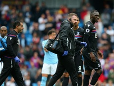 Benteke may hand Crystal Palace another boost by returning early from a knee injury. GOAL