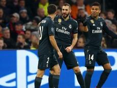 Real Madrid mostra sua força e vence o Ajax fora de casa. Goal