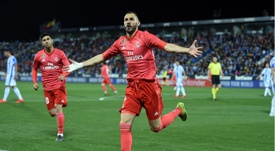 Benzema has been on an incredible scoring run for Real Madrid. GOAL